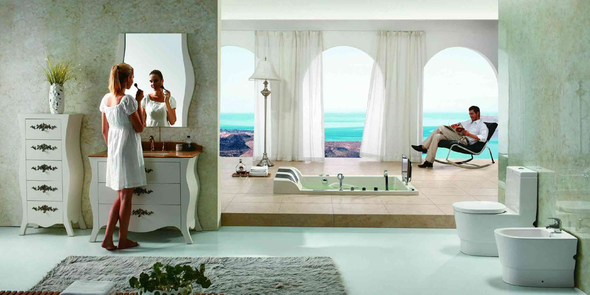 Aquapeutics Luxury Bathroom Steam Sauna Showers Palmer USA