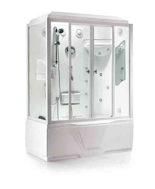Combination Steam Shower Tubs