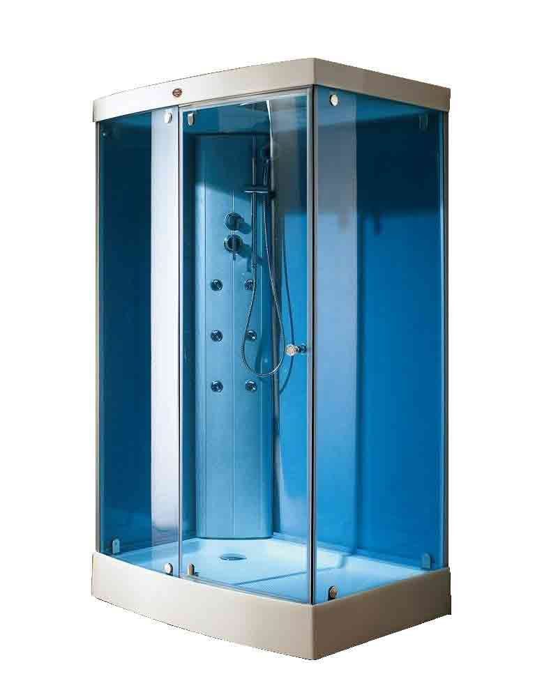 Walk in Steam Showers | Home Steam Room | Steam Spa Shower Kit ...