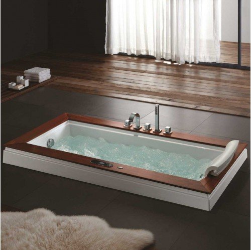 Santa Barbara Luxury Whirlpool Tub