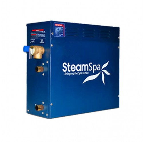 QuickStart SteamSpa 4.5 KW Steam Bath Generator