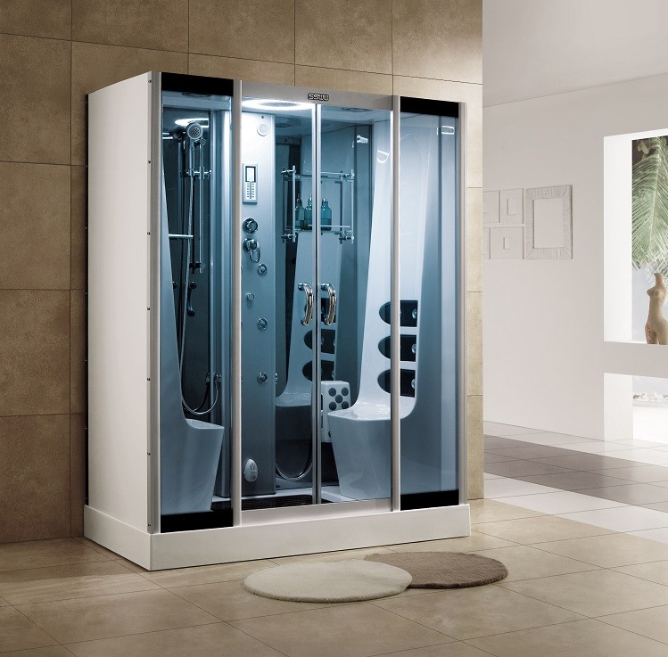 Marvelous Monaco Luxury Steam Shower