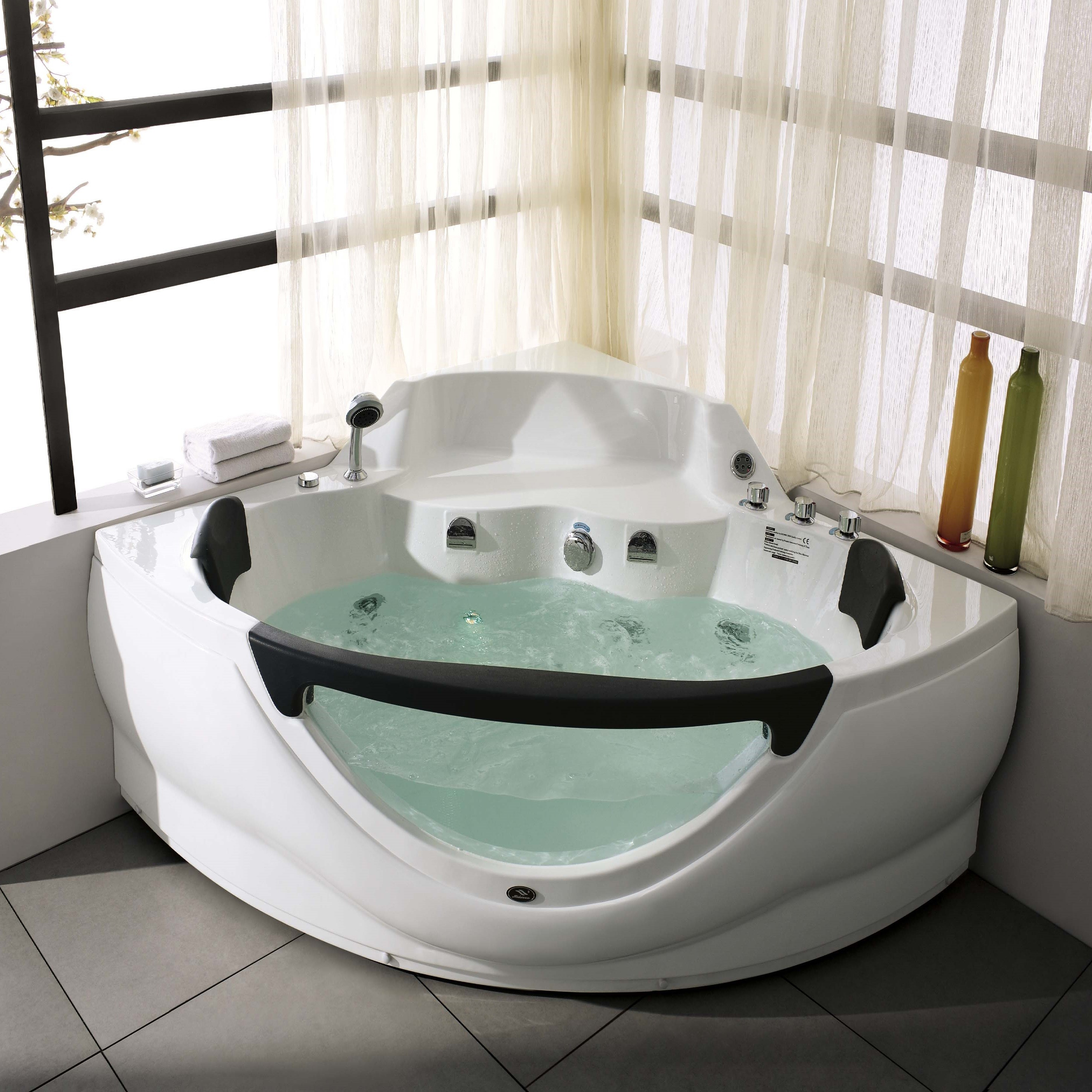 Cozumel Luxury Whirlpool Tub