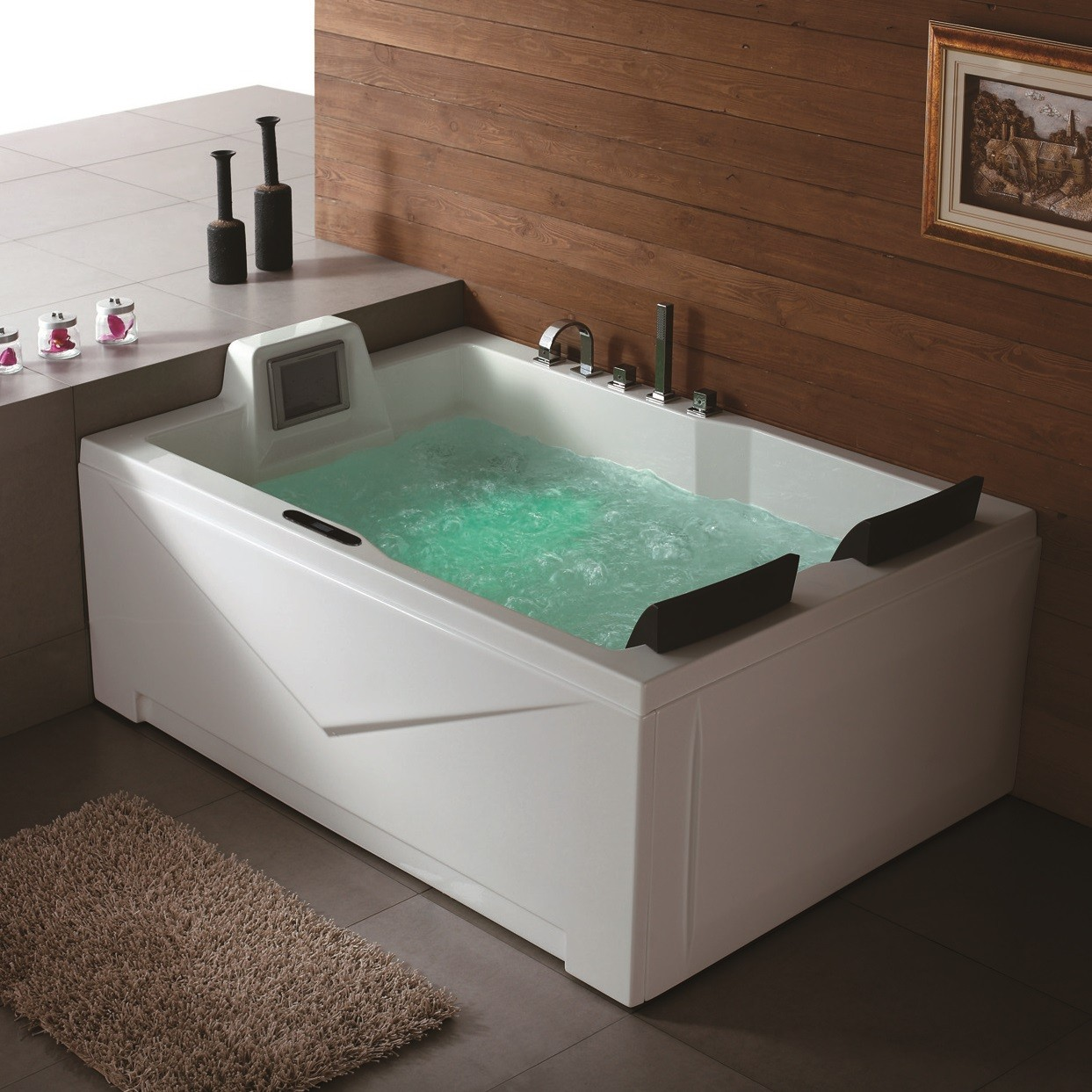 Putnam Luxury Massage Tub