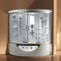 Caribbean Luxury Steam Shower