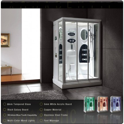 Chesapeake Luxury Steam Shower