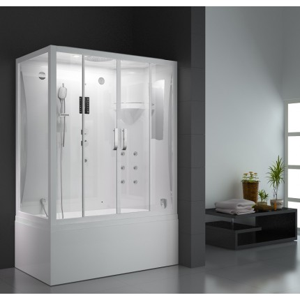 Aspen (Right) Luxury Steam Shower
