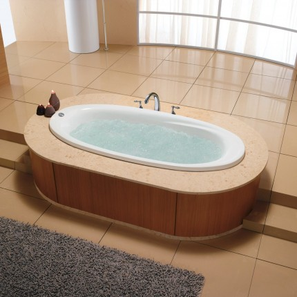 Manchester Heated Air Bubble Tub