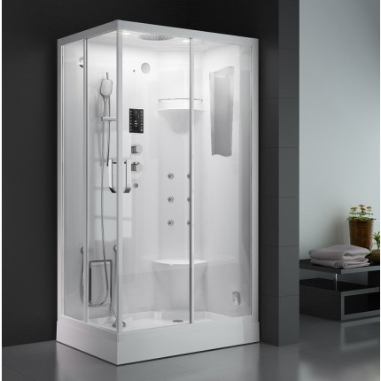 Springville Luxury Steam Shower