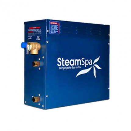 QuickStart SteamSpa 9KW Steam Bath Generator