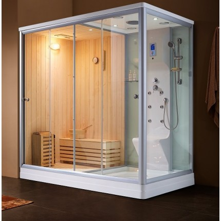Saint Kitts Steam Sauna