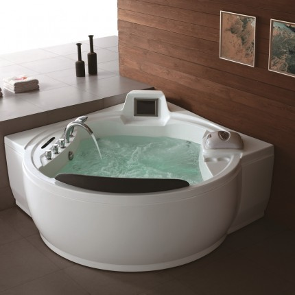 Freeport Luxury Massage Bathtub