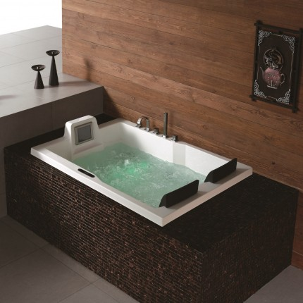 Truro Luxury Massage Bathtub