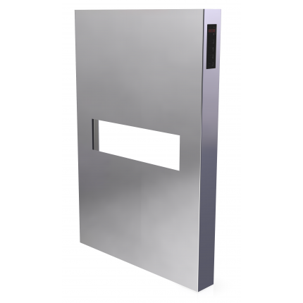 Amba Elory E-2130 Hardwired Mounted Contemporary Towel Warmer and Space Heater