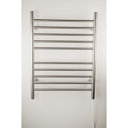 "Amba Radiant Straight Plug In Mounted Towel Warmers - 23.75""w x 31.5""h"