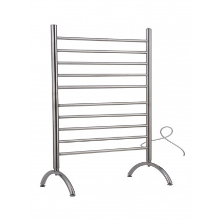 "Amba Solo 33"" Plug In Freestanding Towel Warmer"