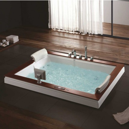 Burlington Luxury Massage Bathtub