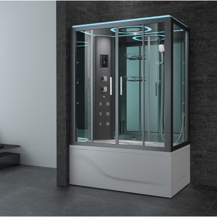 Essex (Left) Luxury Steam Shower