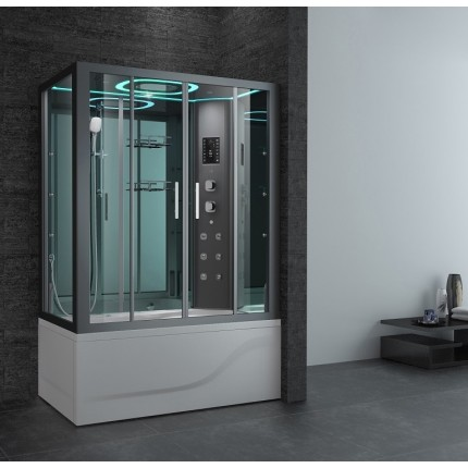 Essex (Right) Luxury Steam Shower